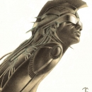 Mohawk Woman