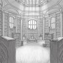 19th Century Library / Study