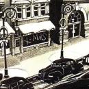 Batguy X-Mas Street - WB
