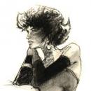Fasion Woman charcoal