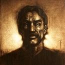 Man oil portrait