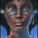 "Mayorra: 1992 Acrylic 24""x30"""