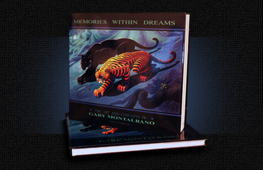 Memories Within Dreams: The Art and Concepts of Gary Montalbano