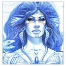 Aqua Woman-Detail 2