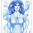 Aqua Woman