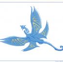 Butterfly Dragon - CU2