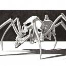 Ghostbusters 2 - ILM - SkullSpider - 1988