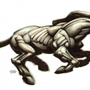 Mech-Horse