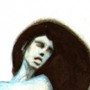Dark Haired Woman - thumbnail